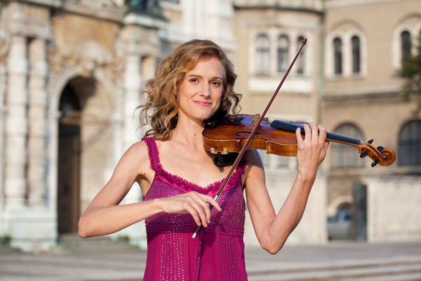 Natalia Brunke-Geige und Komposition